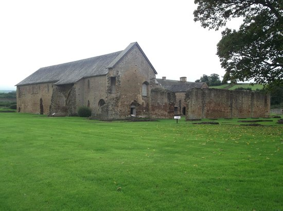 Cleeve Abbey.