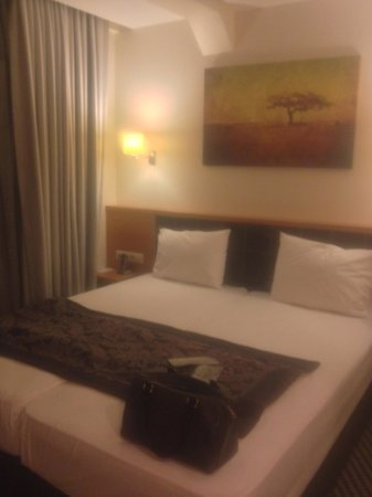 Parkhouse Hotel: chambre