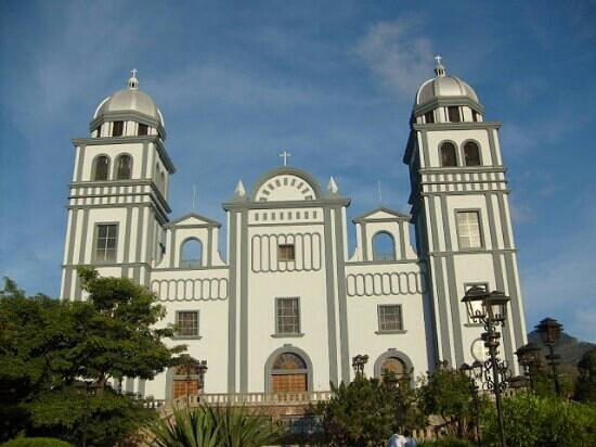 Iglesia de la Merced: Basílica de Suyapa