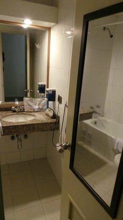 Hotel Majestic : Banheiro