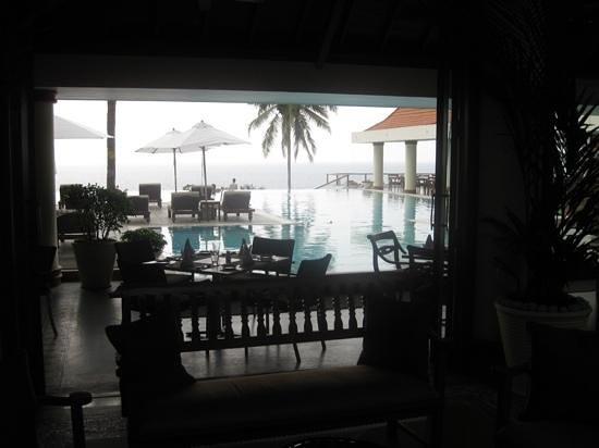The Leela Kovalam Beach: lovely views