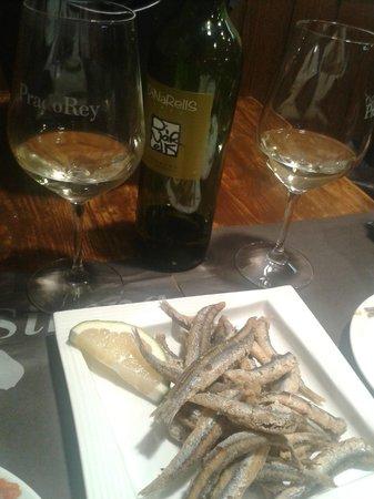 La Sirena : Pescadito frito