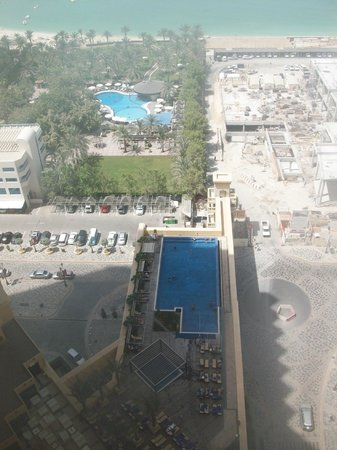 JA Ocean View Hotel: View Pool