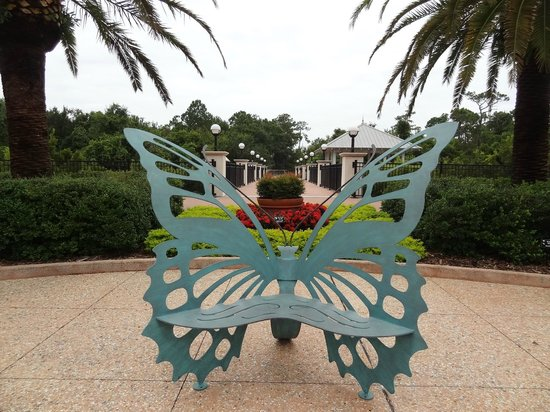Fountains And Feeders Picture Of Florida Botanical Gardens Largo Tripadvisor