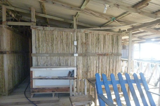 Cabañas Ukuptupu: Zona de descanso