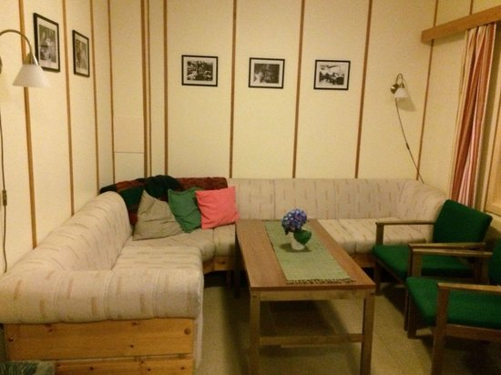 Guest House 102: TV lounge ground floor