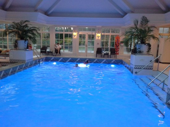 Piscine photo de disneyland hotel chessy tripadvisor for Piscine disneyland hotel