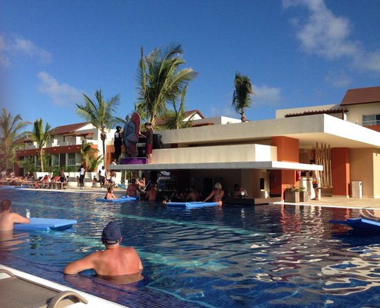 Oxygen Bar Picture of Breathless Punta Cana Resort & Spa