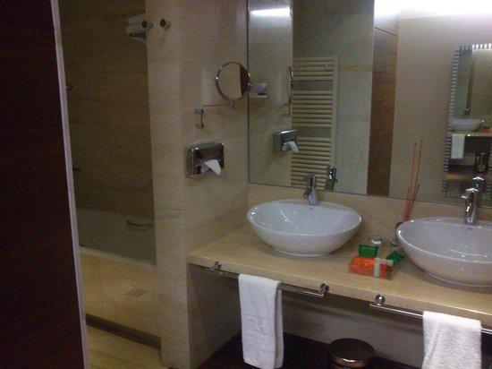 NH Gran Hotel Casino Extremadura: Lavabos