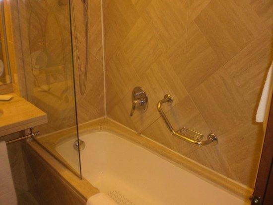NH Roma Villa Carpegna: bagno