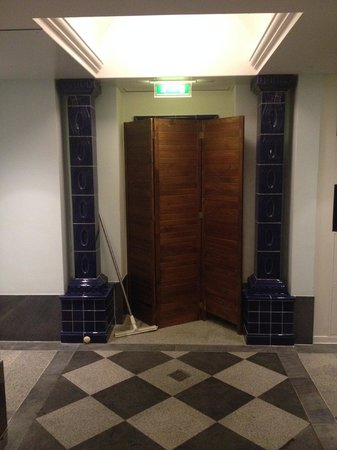 """Dorint Maison Messmer: how I found out that the SPA steam bath was """"closed"""" (and it was the same for the next 4 days!)"""