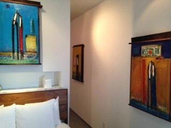 La Casa del Camino: Like sleeping in a modern art museum