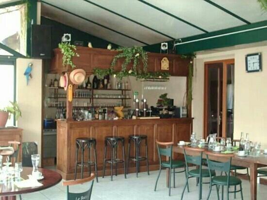 Motel du Bocage : le bar
