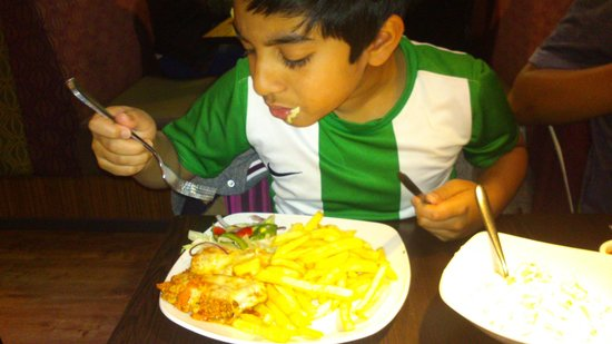 MyLahore: demolishing food