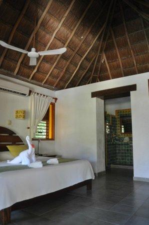 Mahekal Beach Resort: the room