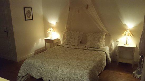 Villa Mercedes: la chambre