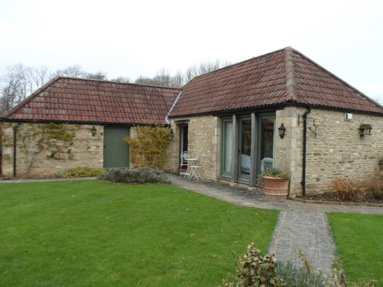 Park Farm Barn Bed & Breakfast: the courtyard rooms........