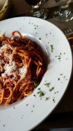 Restaurant Le Spago : bolognaise