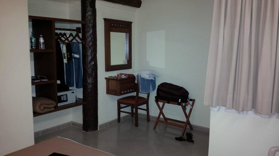 Hotel Posada Sian Ka'an: tree wing room