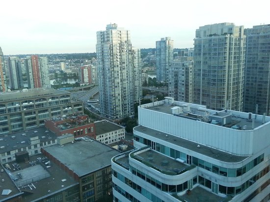 Rosedale on Robson: View from room