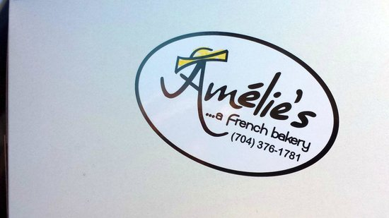 Amelie's French Bakery : box