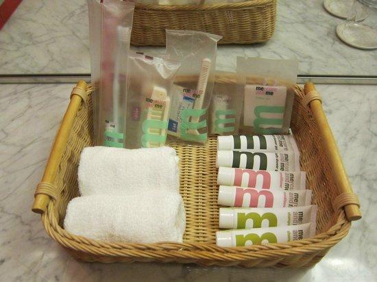Bathroom Amenities bathroom amenities - picture of mercure hotel sapporo, sapporo