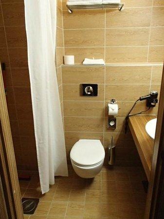 Hotel Bern: BAGNO