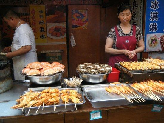 Starway Hotel Pichaiyuan Courtyard : Die Gasse