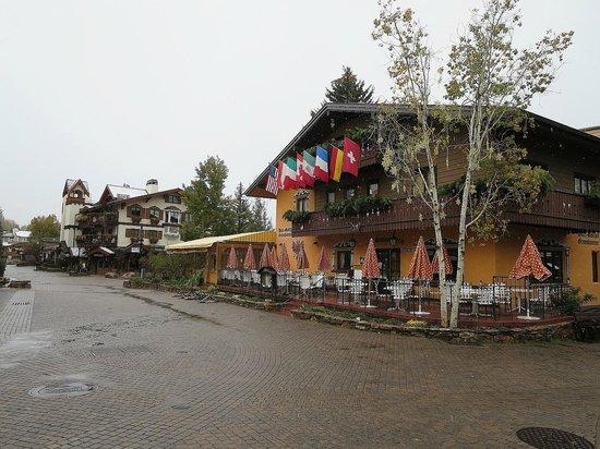 Vail Mountain Resort : Vail village