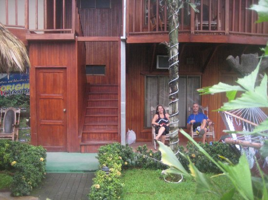 Arenal Hostel Resort : habitaciones
