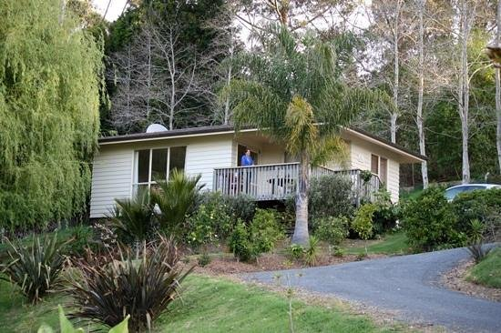 Avalon Resort : Air Cottage