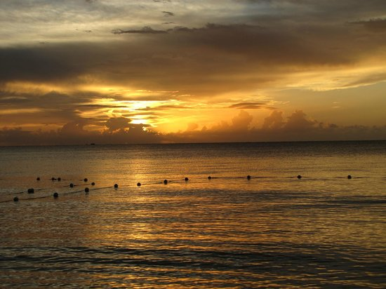 White Sands Negril: Sunset in Negril
