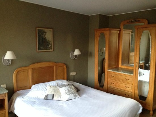 Hotel La Balance : Our room
