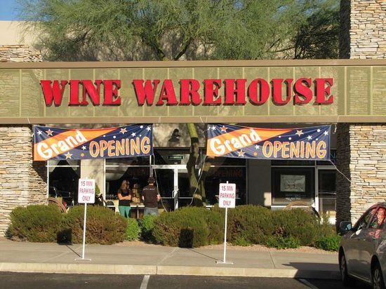 Wine Warehouse
