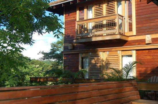Aqua Wellness Resort : Penthouse Treehouse with terraces
