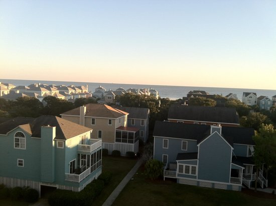 Wild Dunes Resort: View from our room