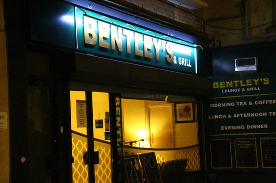Bentley's Lounge & Grill: Bentley's Margate