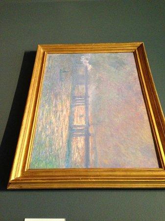 Saint Louis Art Museum: Look at that captuing of light, mmmmm...