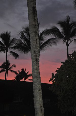 Kauai Coast Resort at the Beachboy : An evening gift