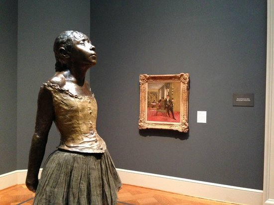Saint Louis Art Museum: Degas