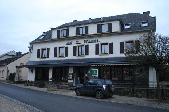 Hotel Restaurant Des Ardennes: Het hotel