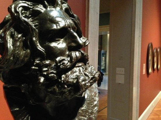 Saint Louis Art Museum: What was he thinking?
