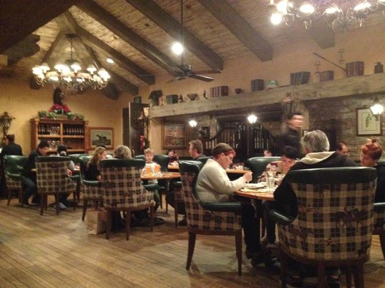 Picture Of Harris Ranch Restaurant