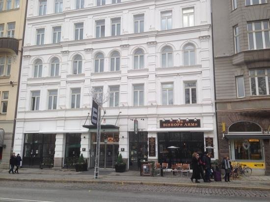 Elite Plaza Hotel Malmo: gustav adolf square