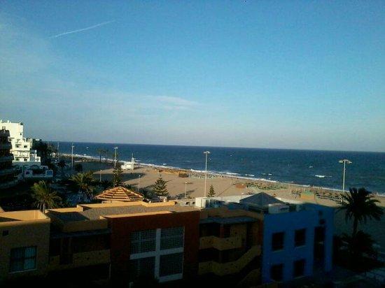 Playaluna Hotel: vista desde la habitacion de mi hermano