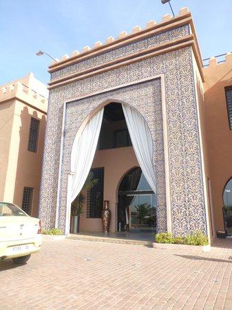 Adam Park Marrakech Hotel  & Spa: entrée de l'hotel