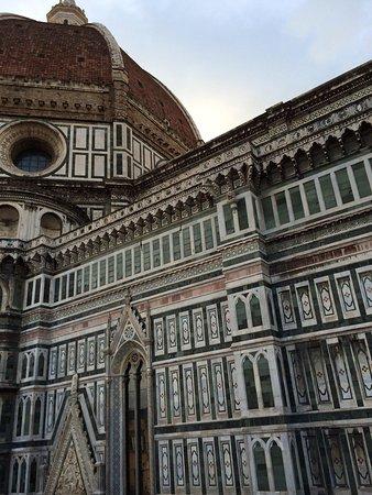 Hotel Duomo Firenze: Vista del hotel