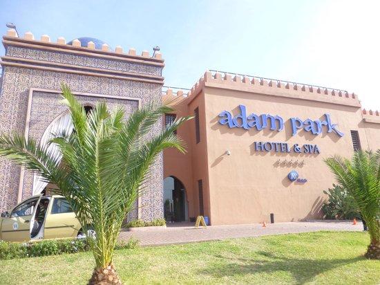 Adam Park Marrakech Hotel  & Spa: vue exterieur