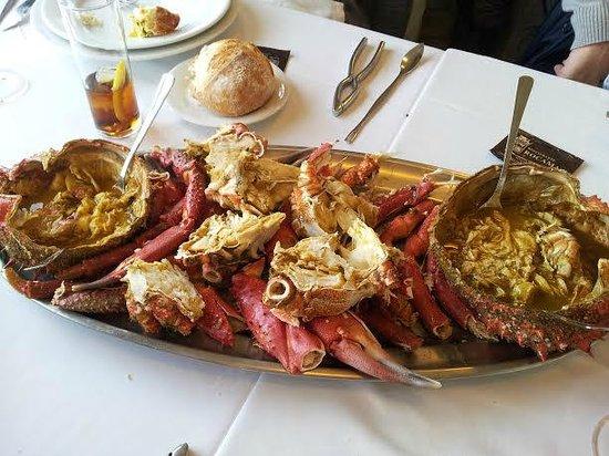 Restaurante Rocamar: Impresionantes