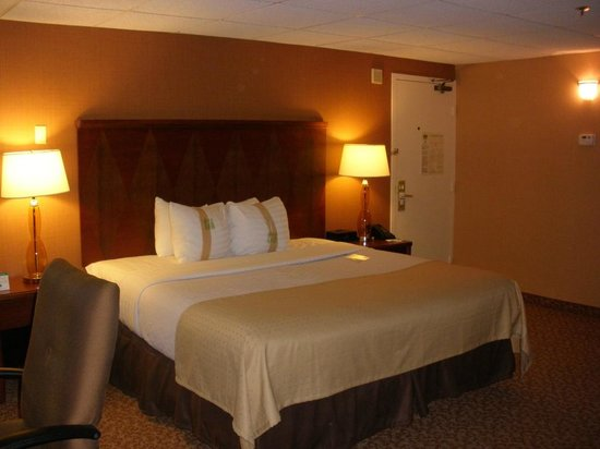 Holiday Inn Baltimore-Inner Harbor: Bedroom